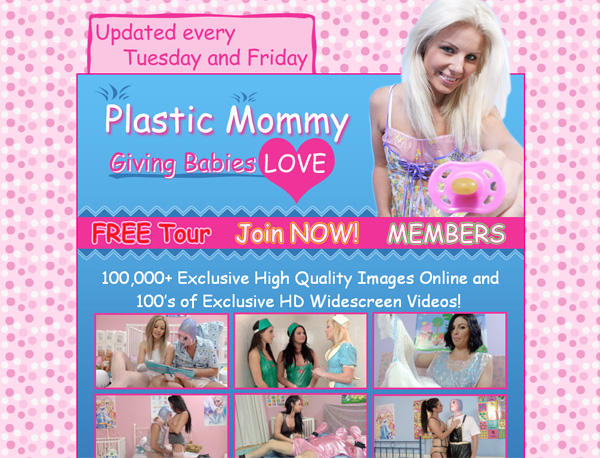 Plastic Mommy Discount Passes