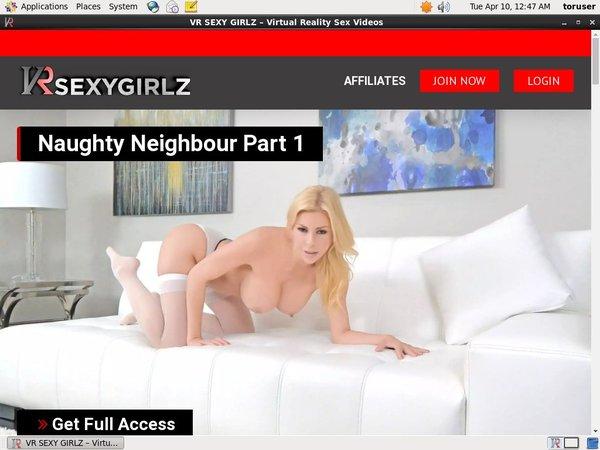 VR Sexy Girlz Membership