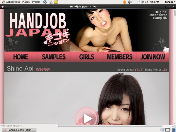 Handjobjapan.com Payment Options