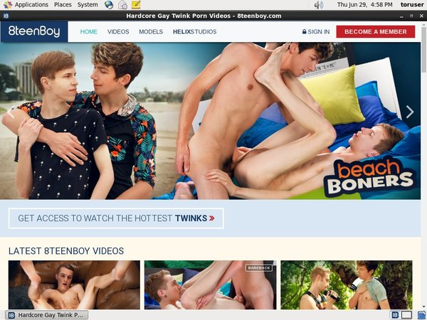 8 Teen Boy With Webbilling.com