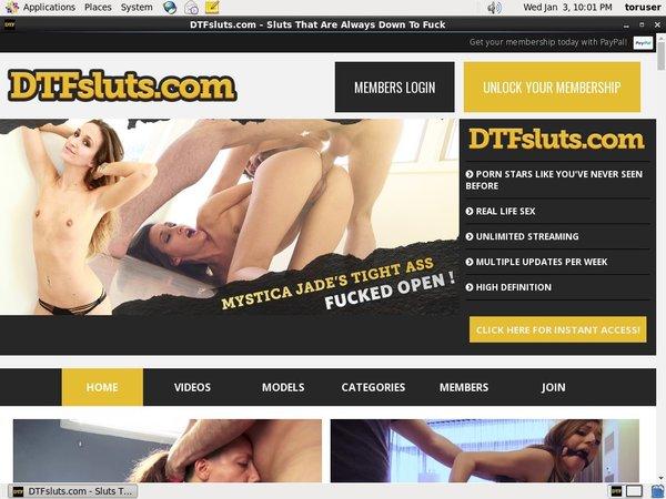 Free DTF Sluts Coupon