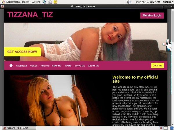 Tizzanatiz.modelcentro.com Episodes