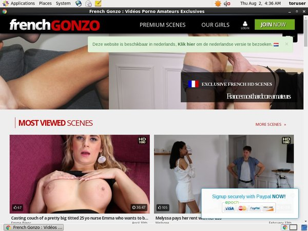 French Gonzo Gift Card