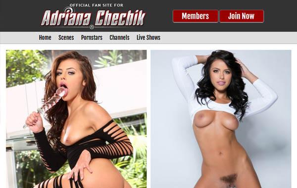 Adrianachechik Page