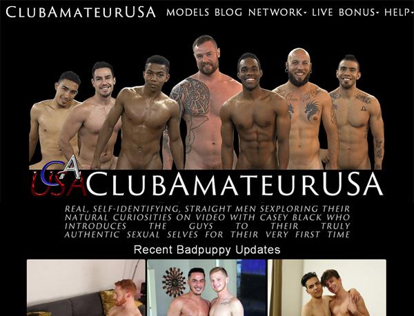 Clubamateurusa Desktop
