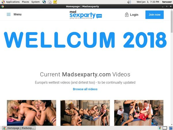 Madsexparty Member Sign Up