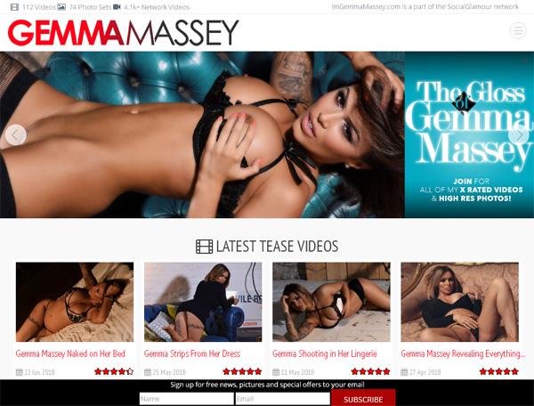 Im Gemma Massey Free Trial Code