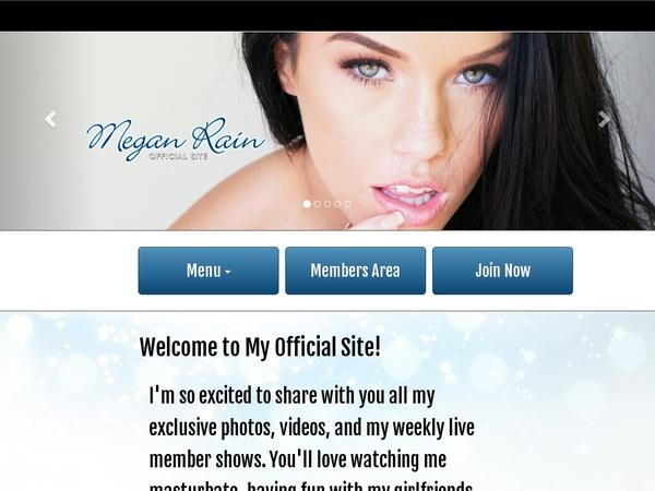 Meganrain.xxx Premium Acc