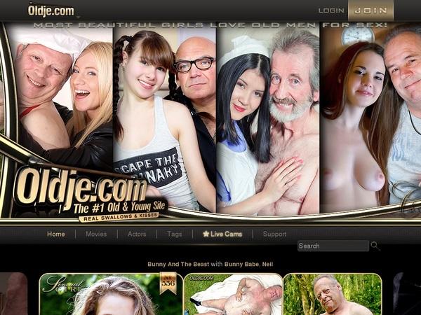 Oldje.com Join