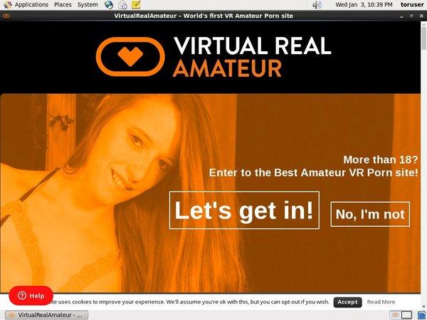 Virtual Real Amateur Sale Price