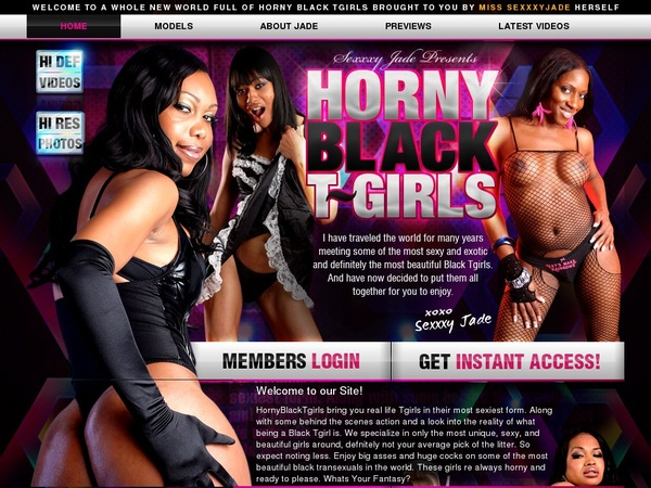 Horny Black TGirls Compilation