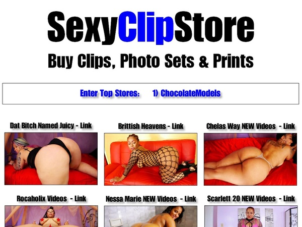 Store Clip Sexy Day Trial