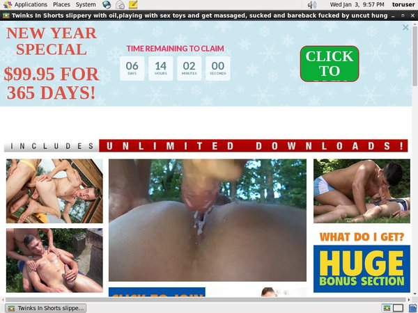 Twinksinshorts Free Discount