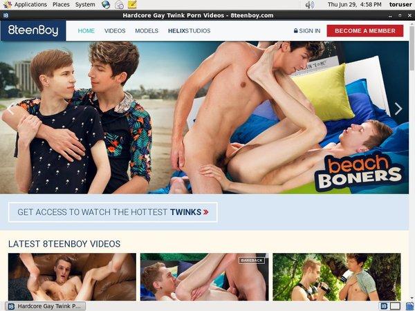 8 Teen Boy Premium Account