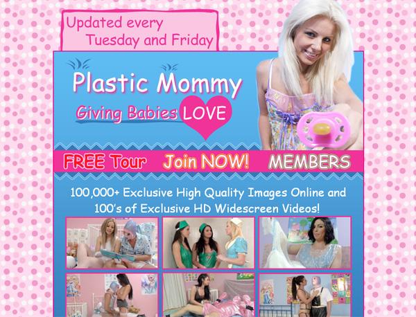 Plastic Mommy Kennwort