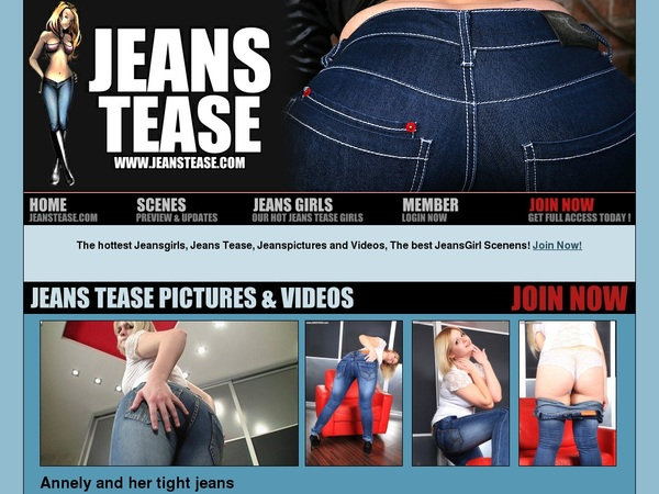 Jeans Tease Discount Prices