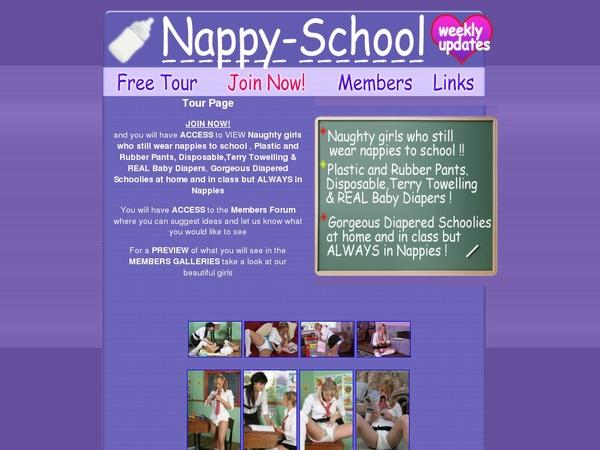 Free Nappy-school.com Preview