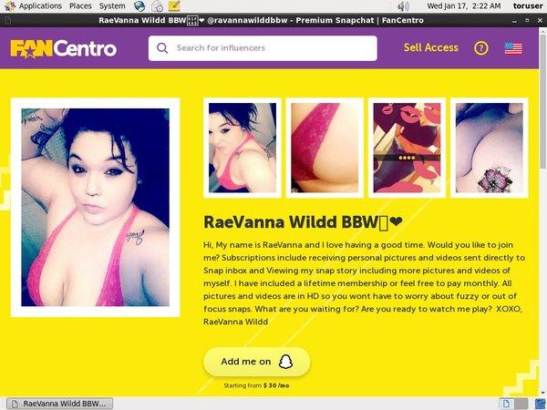 RaeVanna Wildd BBW All Videos